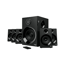 Parlante Logitech Z607 5.1 Surround Sound Bt 160w