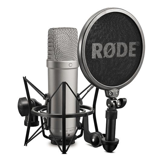Microfono condensador Rode NT1A