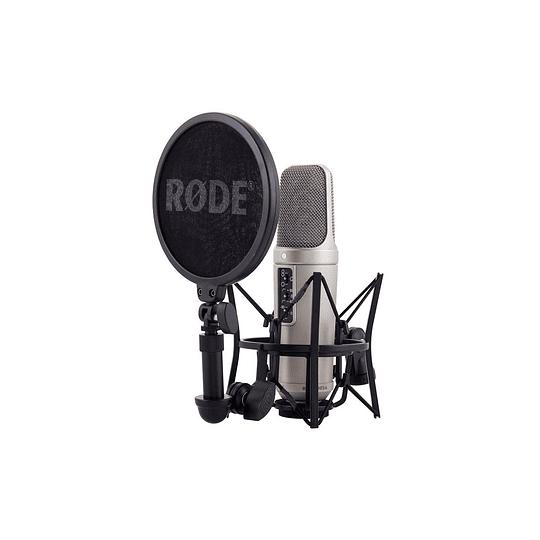 Microfono condensador Rode NT2A