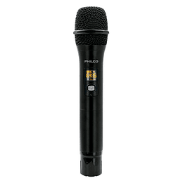 Microfono inalambrico UHF Philco WM311