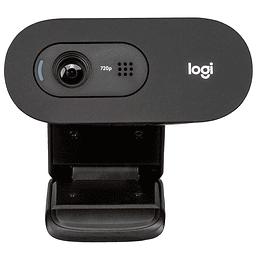 Camara webcam Logitech C505 HD