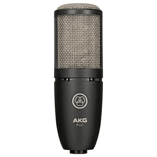 Microfono condensador AKG P220