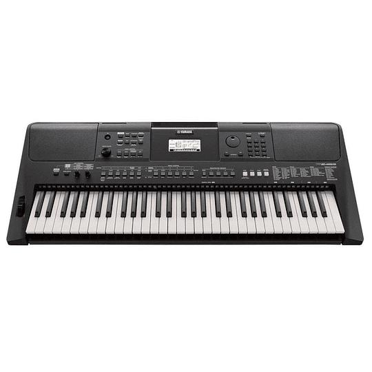 Teclado 61 teclas Yamaha PSR E463
