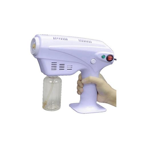 Pistola sanitizadora a vapor y luz Uv Spray Gun