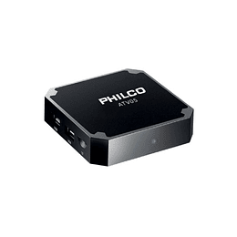 Mini TV Box Android Quad Core 9 1G Ram 8G Rom 4K Philco ATV05