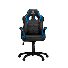 Silla Gamer Vertagear HHGears SM115 Black and Blue