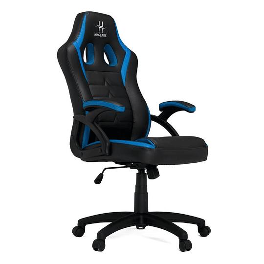 Silla Gamer Vertagear HHGears SM115 Black and Blue