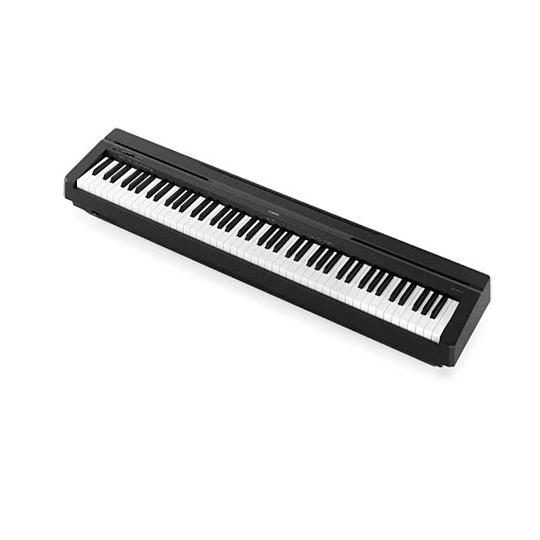 Piano digital 88 teclas Yamaha P45 (Incluye transformador)