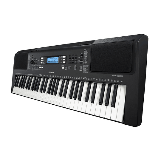 Teclado electronico 61 teclas Yamaha PSR E373 (Incluye transformador)