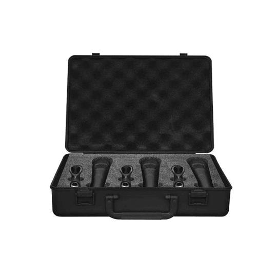 Set 3 microfonos Vocales dinamicos SKP Pro 33K