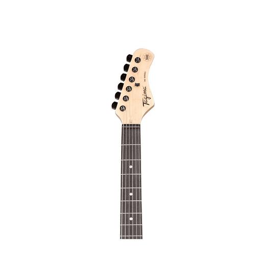 Guitarra electrica Tagima TG500 BK D/MG Black Electric