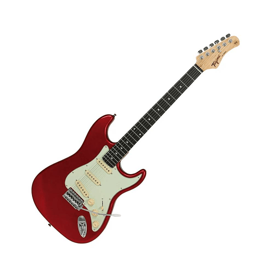 Guitarra electrica Tagima TG500 CA D/MG Candy Apple Electric