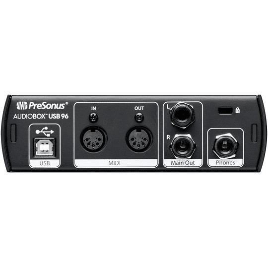 Presonus AudioBox USB 96 Interfaz de audio USB Edición 25th Anniversary