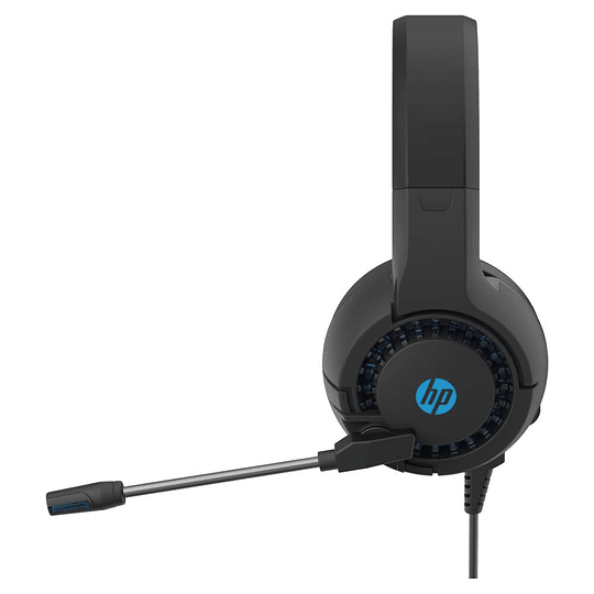 Audifono gamer Smartphone, PC, PS4, Xbox One DHE8011 HP
