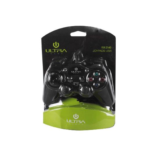 Control USB compatible para PC y PS3