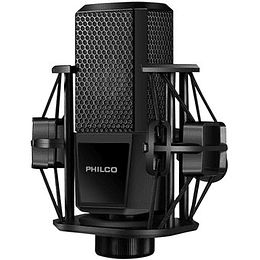 Microfono condensador 26plckiT70  mas accesorios