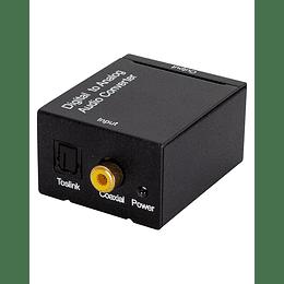 Convertidor de Audio Digital a Análogo Philco 31TLK00100