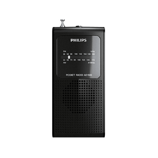 Radio portatil AM/FM AE1500 Philips