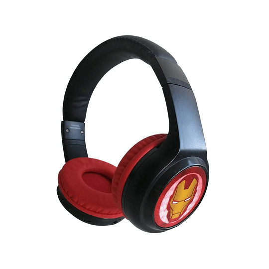Audifonos Bluetooth Marvel Iron Man