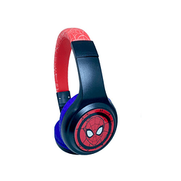 Audifonos Bluetooth Marvel Spiderman