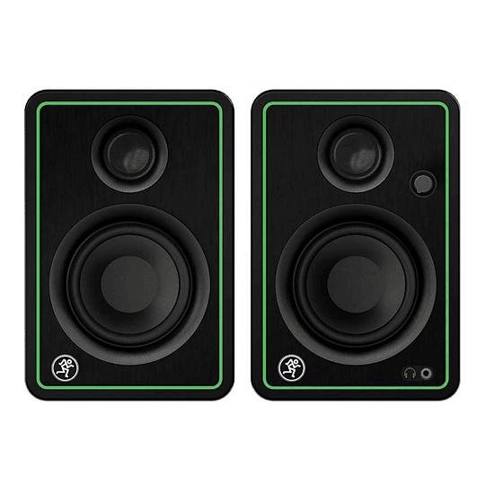 Monitores de estudio Mackie CR3-X BT bluetooth (Par)