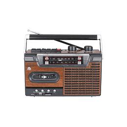 Radio Vintage Bluetooth Audiopro Ap02076