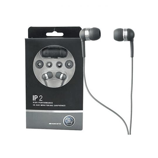 AKG IP2, Audifonos In-ear Monitoreo