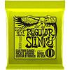 Cuerdas Para Guitarra Eléctrica  Ernie Ball 2221 regular slinky