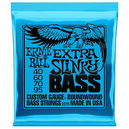 Cuerdas para bajo Ernie Ball 2835
