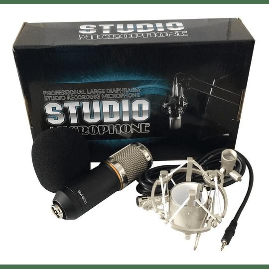 Microfono condensador BM800