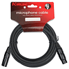 Cable xlr 1 mts Kirlin Mpc270Bk