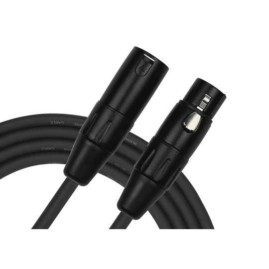 Cable xlr de 10 mts Kirlin MPC270BK