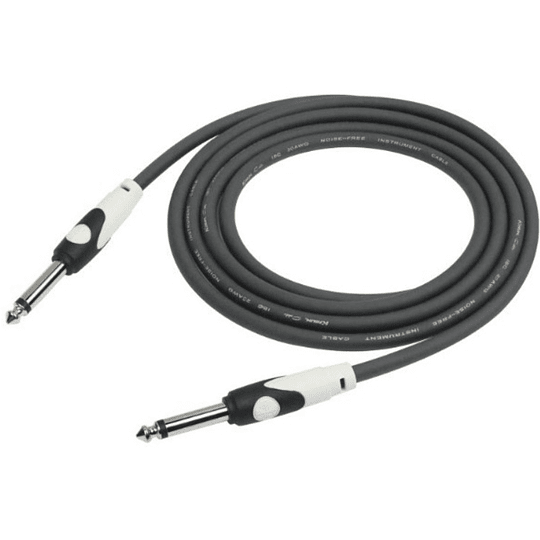 Cable Plug 6 mts  Kirlin Lgi201bk