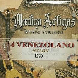 Cuerdas para cuatro Venezolano 1270 Medina Artigas