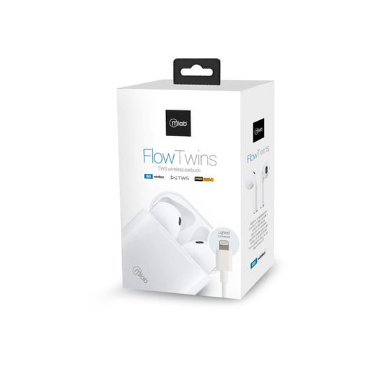 Audifono bluetooth blanco 8718 Mlab
