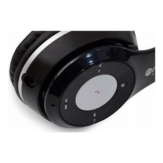 Audifono bluetooth 725bk Monster