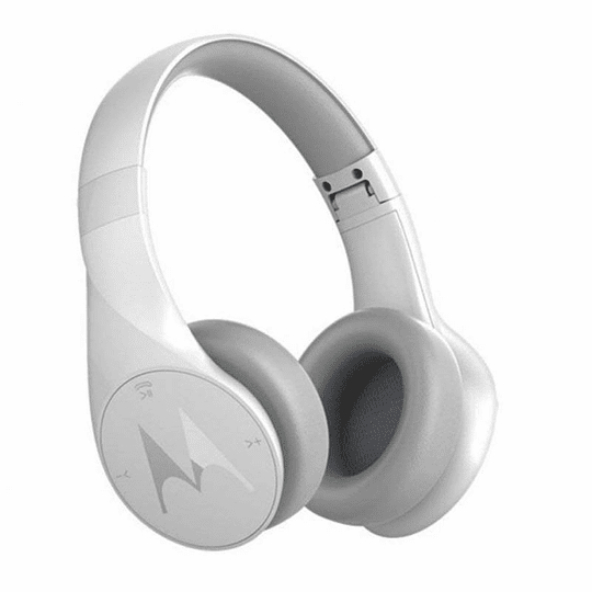 Audífono bluetooth pulse escape Blanco Motorola