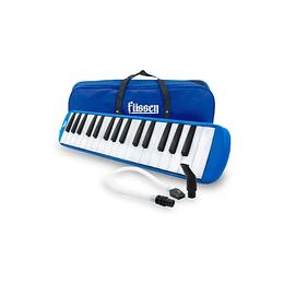 Melodica azul 32 notas Fussen