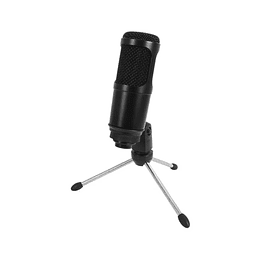 Microfono Condensador Usb Philco 26PLC31623