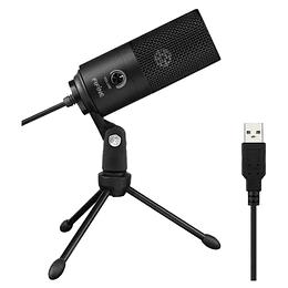 Microfono Usb K669B Fifine