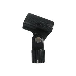 Pinza para microfonos nutech 07614 rosca ancha
