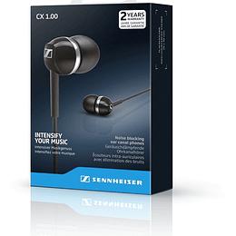 Sennheiser Cx1.00 Audifonos