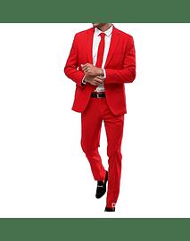 Terno rojo