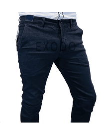 Jeans gris grafito , elasticado, slim fit