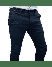 Jeans gris grafito , elasticado, slim fit