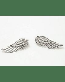 puntero de camisa diseño alas