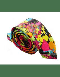 Corbata diseño  pintura