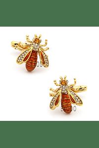 colleras diseño  abeja