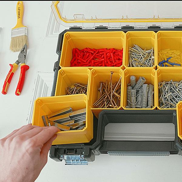 Organizador impermeável profundo STANLEY