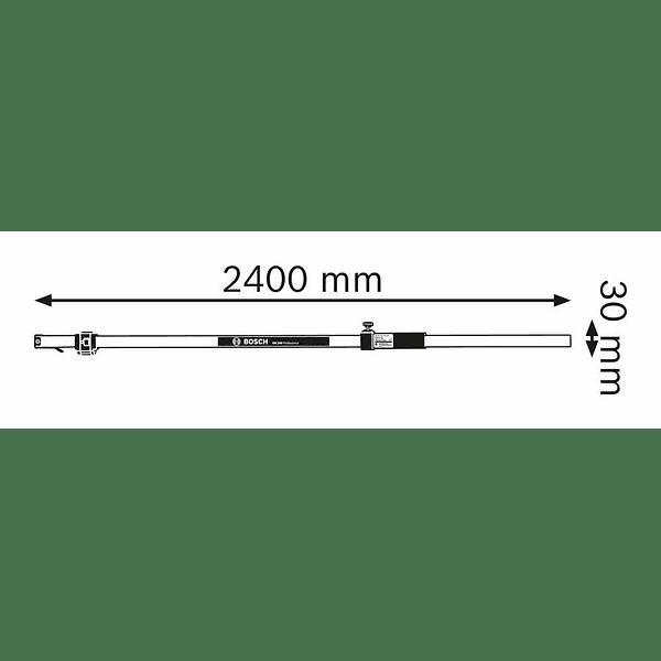 Régua de medição GR 240 BOSCH